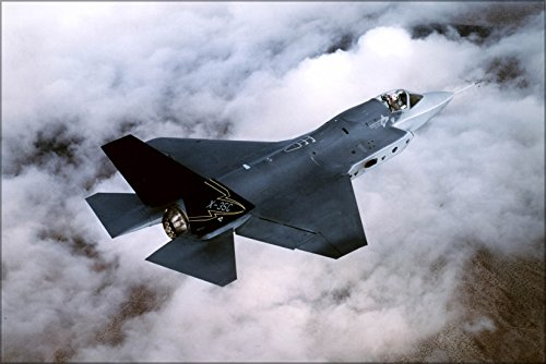 24x36 Poster . Lockheed F-35 Joint Strike Fighter