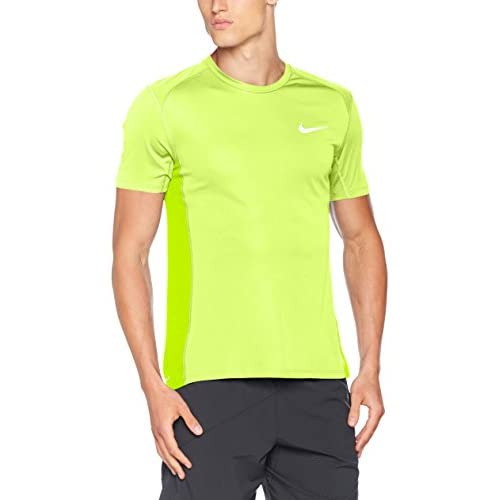 chic Nike M Nk Dry Miler Ss Cool Camiseta a3fc96d1de690