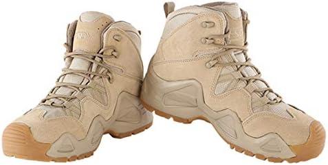 軍用靴 アウトドア ジョギング ジム トレーニング 登山靴 アスレチックス トレイルランニング ウォーキングシューズ 運動靴 滑り止め 防水 履きやすい メンズ 紳士靴