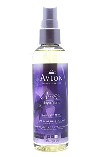 Avlon Affirm Style Right Laminate Spray - 4.0 oz ()