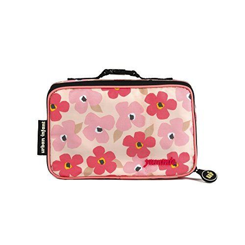 Urban Infant Yummie Lunch Bag with Allergy Alert Cards - Poppies (Best Daycare For Infants)