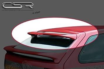 CSR - Citroën ZX 91 - 97 Tipo 2 Alerón Trasero con LED luz de freno: Amazon.es: Coche y moto