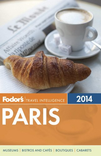 Fodor's Paris 2014 (Full-color Travel Guide)