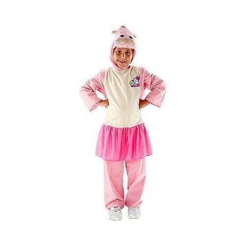 Pet Halloween Costumes For Hamsters (Cepia Girls 'Zhu Zhu Pets Jilly' Child Costume, Pink, One)