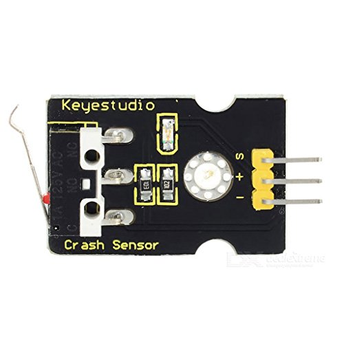 Next Keyestudio Collision Crash Sensor for Arduino - Black ARD0949