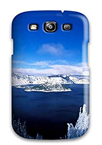 Best High Quality Crater Lake Oregon Case For Galaxy S3 / Perfect Case 9079423K28622818
