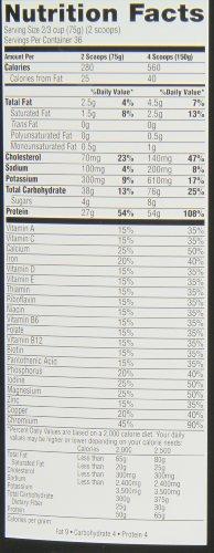 CytoSport Cyto Gainer Protein Powder, Vanilla Shake, 54g Protein, 6 Pound