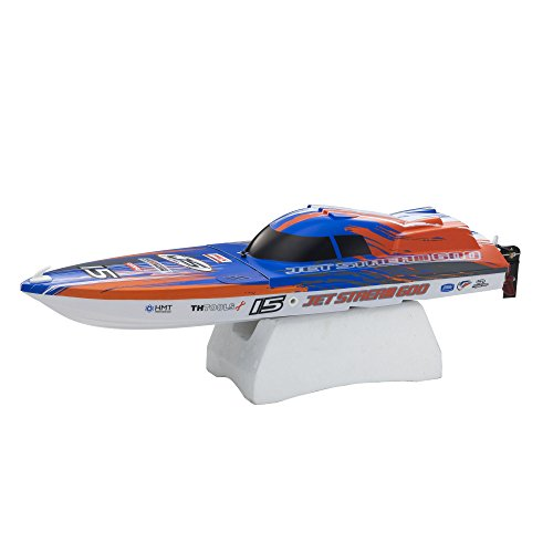 Kyosho Electric Powered Jet Stream 600 Ready Set Rc Racing Boat
