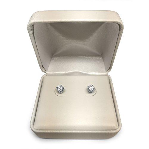 Diamond-Jewel-14K-Gold-Round-Diamond-Stud-Earrings