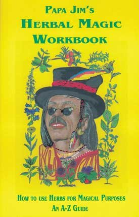 Papa Jims Herbal Magic Workbook product image