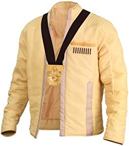 Officially Licensed Star Wars Luke Skywalker Cermonial Jacket with Medal of Yavin (L) (Discontinued by manufacturer)