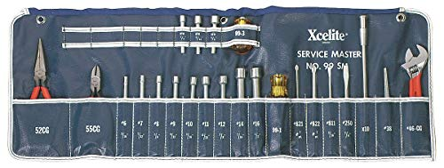 Xcelite General Hand Tool Kit, Number of Pieces: 23, Application: Technician - - Tool Kits Xcelite