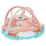 Smart toy Baby Foot Piano Fitness Frame Toddler Early Education Multifunctional 0515A