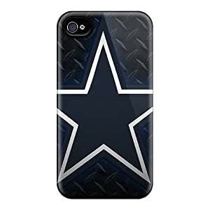 FZS496bKqX Dallas Cowboys Awesome High Quality Iphone 4/4s Case Skin
