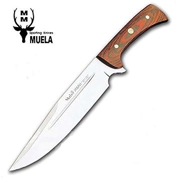 Muela M.JABALI21E Cuchillo, Talla Única