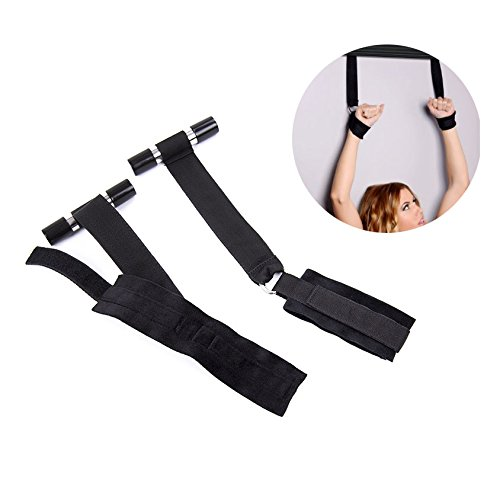 Handcuffs Door Swing Nylon Restraint Hand Cuffs Straps for Couple