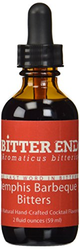 The Bitter End Memphis Barbecue Cocktail Aromatic Bitters - 2 oz