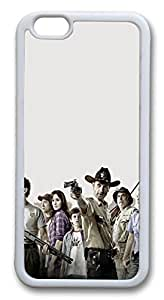 iphone 6 4.7inch Case and Cover The Walking Dead Cast TPU Silicone Rubber Case Cover for iphone 6 4.7inch White by runtopwellby Maris's Diary
