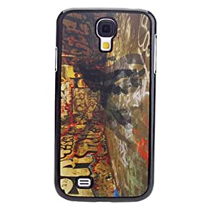 HP 3D Effect Street Hip-Hop Pattern Durable Hard Case for Samsung Galaxy S4 I9500