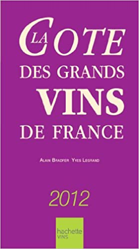 Livres La Cote des Grands Vins de France 2012 epub, pdf