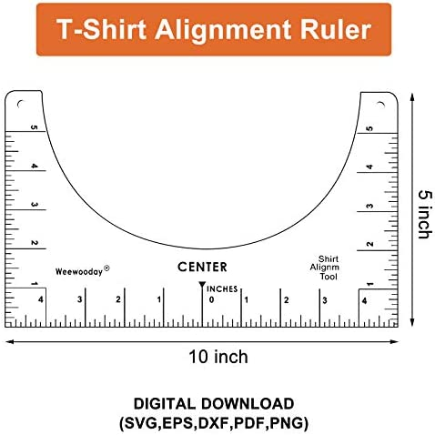 Amazon Com T Shirt Alignment Tool T Shirt Guide Ruler T Shirt Centering Ruler T Shirt Centering Printing Alignment Tool For Fabric Cutting Quilting Sewing Crafts 1