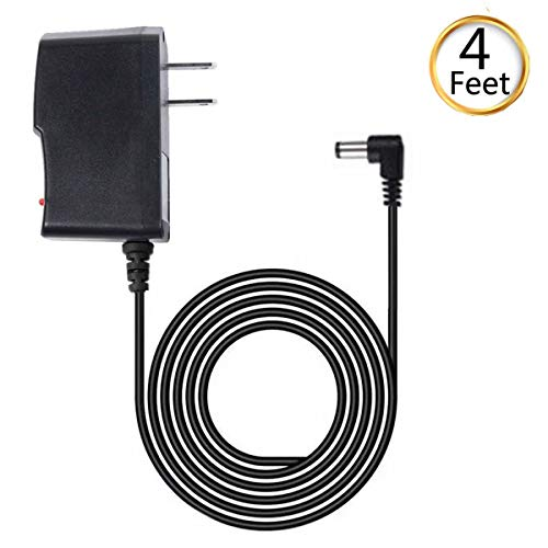 (fav-tech) AC/DC Adapter for Vtech AT&T SynJ SB67128 Repeater Range Extender Power Supply, LED Light, 4 FEET