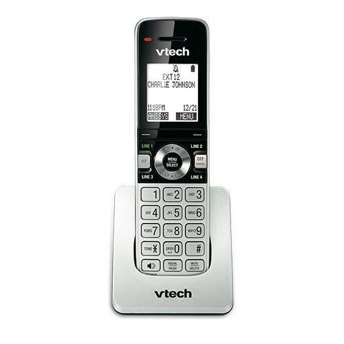 VTech UP407 ErisBusinessSystem Additional Cordless Handset for UP416/UP406 Phone System