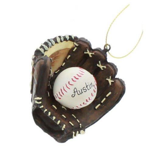 Kurt Alder Baseball and Mitt