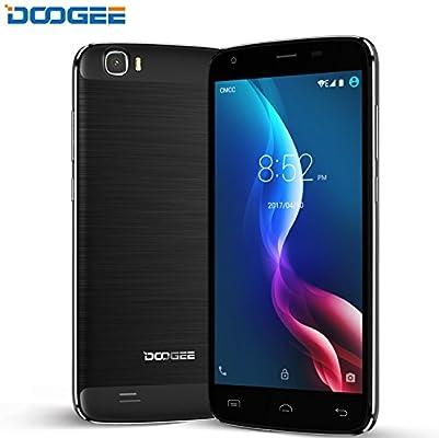 Smartphone Libre, DOOGEE T6 Pro 4G LTE Telefonos Moviles Libres ...