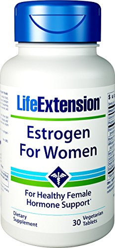 Life Extension Estrogen for Women, 30 Vegetarian ()