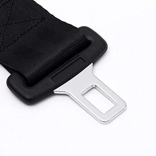 カーシートベルト36 cm子供用チャイルドシート妊娠中の女性年配の脂肪を安全に守る2つのポイント:車用シートベルトバックルホルダー - シート