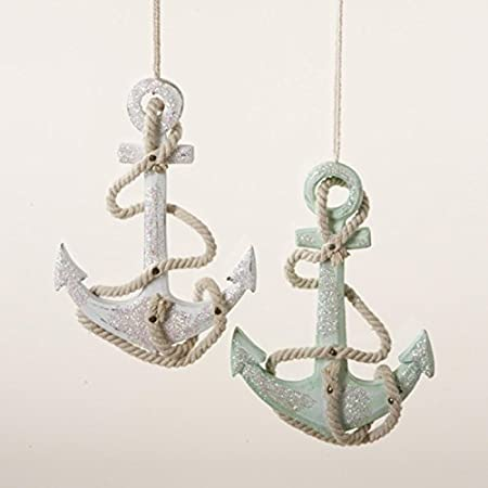 41d7IfEF4JL._SS450_ Beach Christmas Ornaments and Nautical Christmas Ornaments