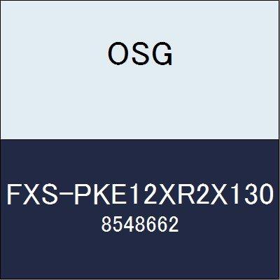 OSG エンドミル FXS-PKE12XR2X130 商品番号 8548662