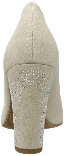 Marco Tozzi 22452, Zapatos de Tacón para Mujer Beige (Dune 404)