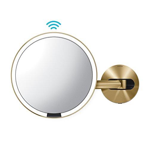 simplehuman Sensor Lighted Makeup Vanity Mirror 8