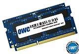 OWC 16GB (2 x 8GB) PC8500 DDR3 Non ECC 1066 MHz 204 pin SO-DIMM Memory Module For MacBook Pro, MacBook, Mac mini, and iMac