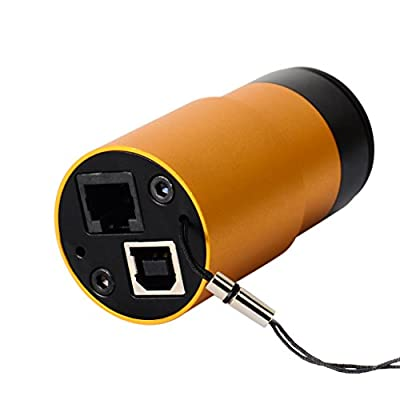 "USB2.0 CMOS 1.25"" Guiding Camera/Finder Scope for Telescopes"