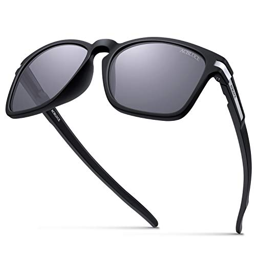 ACBLUCE Wayfarer Sunglasses for Men Women Polarized for sale  Delivered anywhere in USA