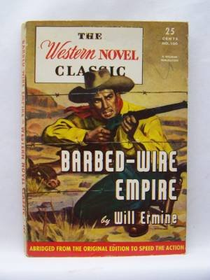 Barbed-Wire Empire - The Western Novel Classic ABRIDGED