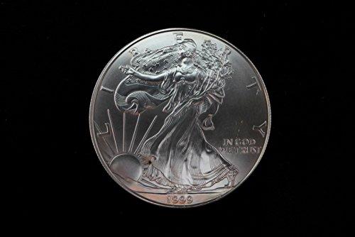 1999 American Eagle 1 oz. Silver Dollar Brilliant Uncirculated