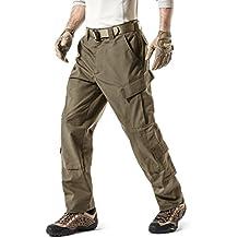 CQR Men's ACU / BDU Rip Stop Trouser EDC Tactical Combat Pants UAP01 / UBP01