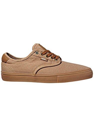Vans Chima Ferguson Pro Sneaker 8,5 cover twill brown