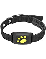 Universal Dog and Cat Pet GPS Tracker Collar, Water-Resistant Real-time Activity Monitor Pet GPS Tracker Collar with Alarm, Callback Function, USB Charging, Remote Listening Pet Tracking Collar