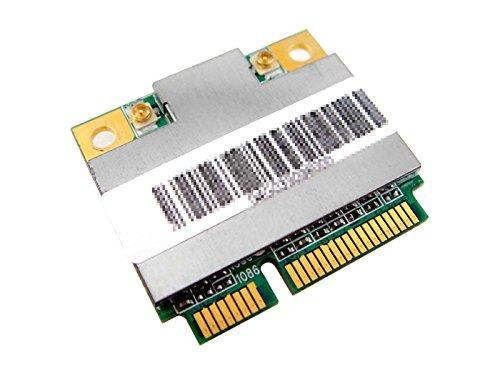 Qualcomm Atheros AR9485 AR5B225 Half Mini PCIe PCI-Express Wlan Wifi Wireless BT Bluetooth Card for HP compaq Laptop 654825-001 655795-001