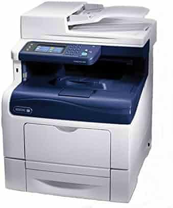 Xerox WorkCentre 6605N Laser Multifunction Printer - Color - Copier/Fax/Printer/Scanner -1200 x 1200 dpi Print - 600 sheets Input - Fast Ethernet - USB . . . (1
