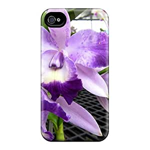 Back For Case Samsung Note 4 Cover - Purple Orchid