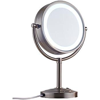 Amazon Com Cavoli 8 5 Inch Led Makeup Mirror With 7x