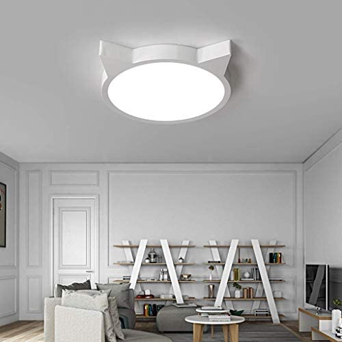 L.TSA Ceiling Lights LED Ceiling Lamp Living Room Lamp Simple Modern Atmosphere Bedroom Lamp Warm Romantic Creative Room Lamp