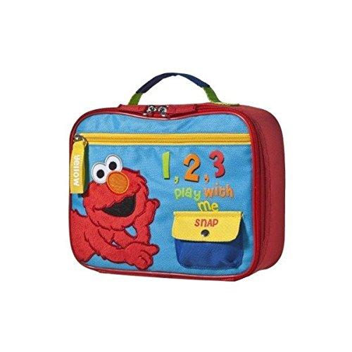 Elmo Sesame Street 123 Lunch