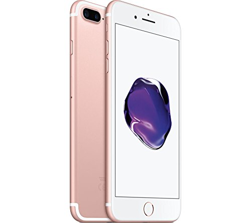 Apple iPhone 7 Plus, 128GB, Rose...